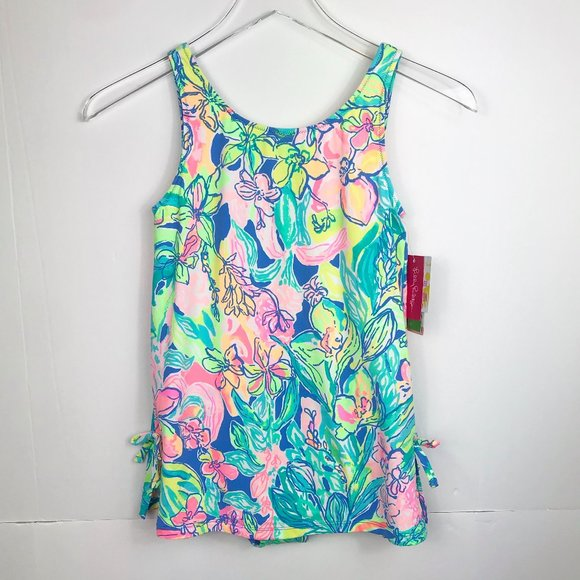 Lilly Pulitzer UPF 50+ Little Lilly Swim Dress